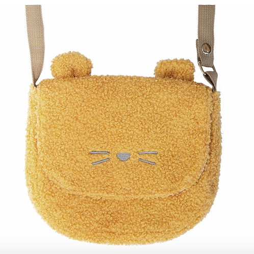 Billie Bear Mini Satchel