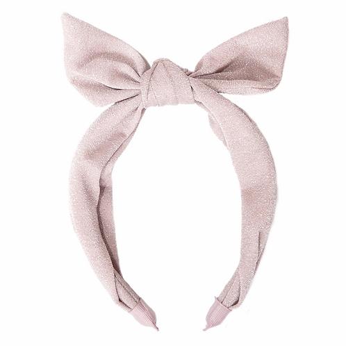 Shimmer Tie Headband