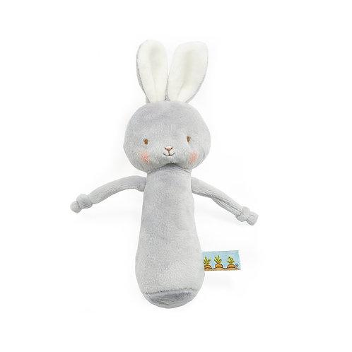 Friendly Chime Gray Bunny
