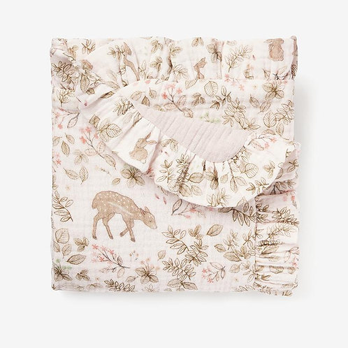 Bunny Print Blanket