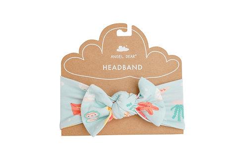 Happy Shells Headband Turquoise
