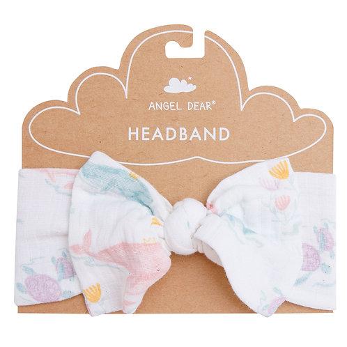 Pretty Ocean Headband Pink