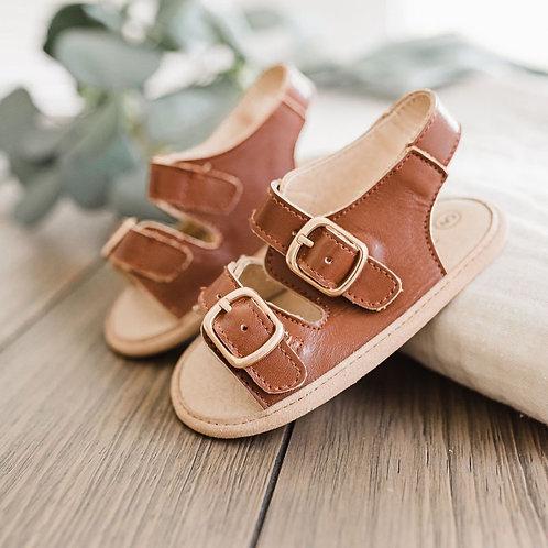 Brown Charley Sandal