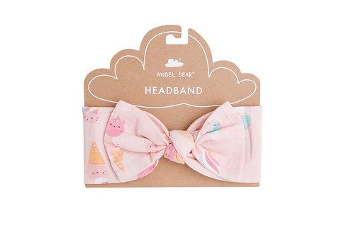 Ice Cream Headband Pink