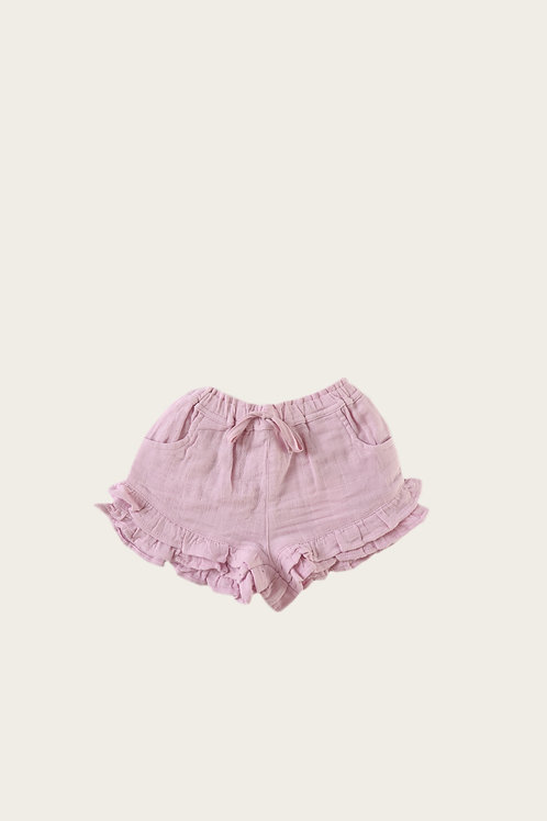 Frill Shorts Butterfly