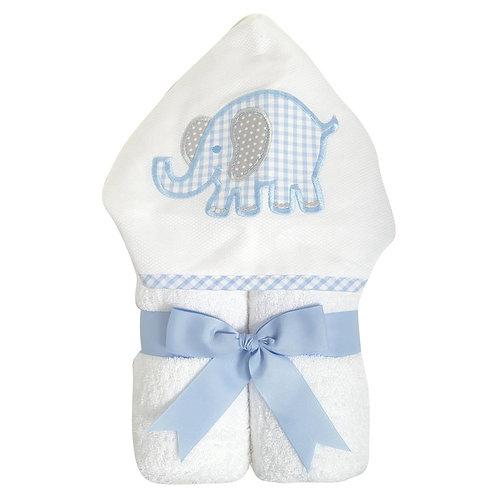 Blue Elephant Everykid Towel