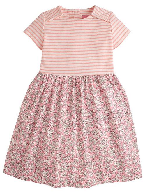 Rosie Dress Pink Daisies