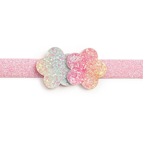 Pastel Flower Soft Headband