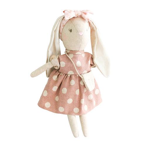 Mini Sofia Bunny Mauve