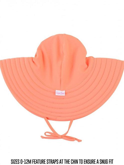 Coral Swim Hat