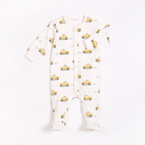 Taxi Sleeper with Organic Cotton