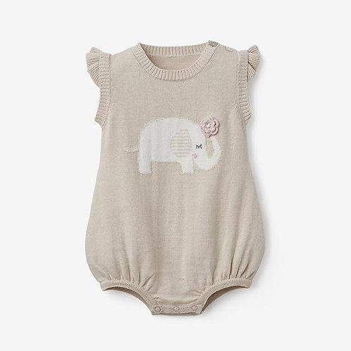 Bubble Girl Elephant