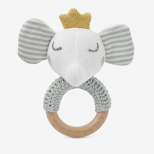 Elephant Sage Ring Rattle