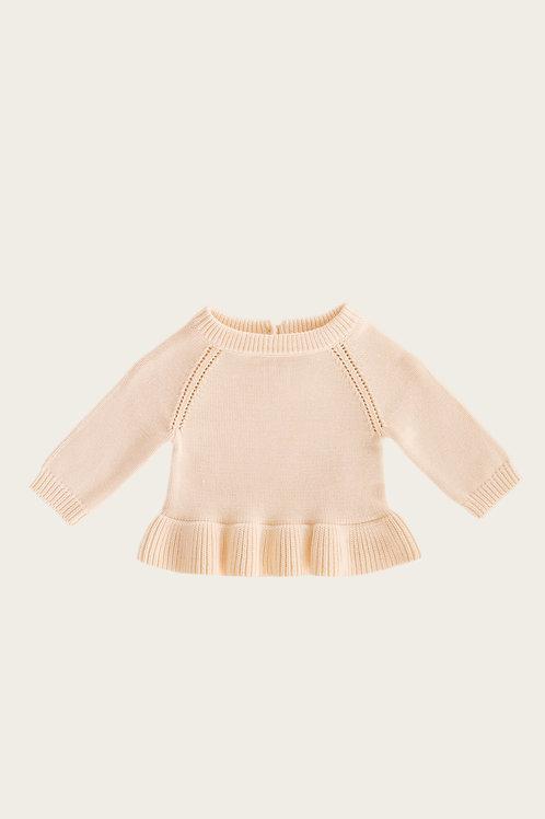 Ava Knit Peachy