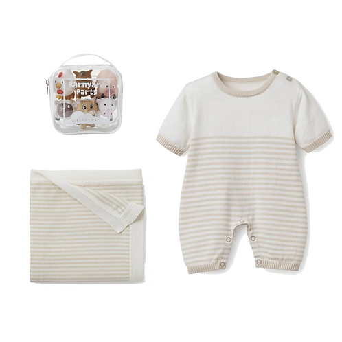 Wheat Shortall Set