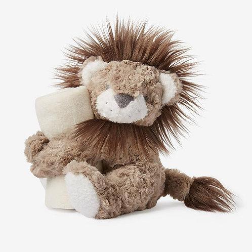 Lion Naptime Huggie