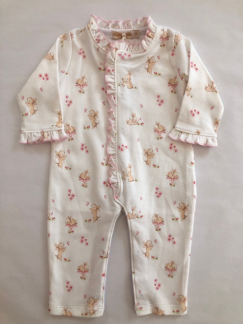 Mommy and the bunnies coverall