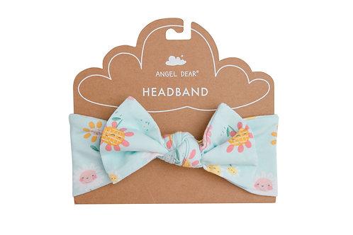 Hello Daisy Headband Blue