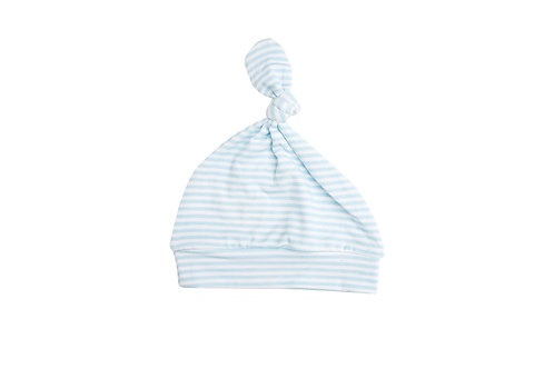 Puppy Play Knotted Hat Blue