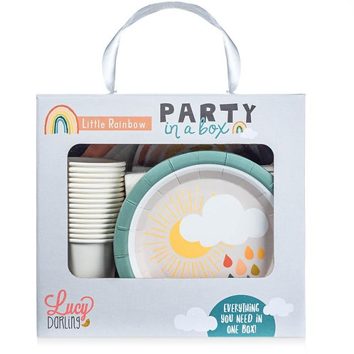 Little Rainbow Party in a box
