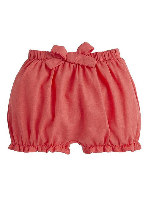 Coral Linen Betsy Bloomer