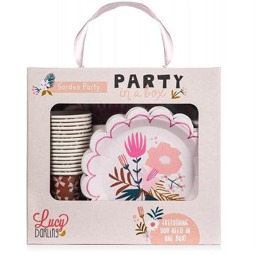 Garden Party in a box