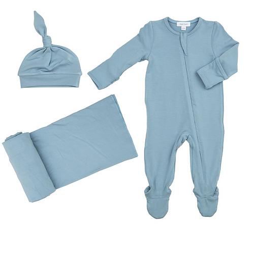Solid Basic Blue Set
