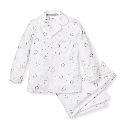 Somerset Wreath Pajama Set
