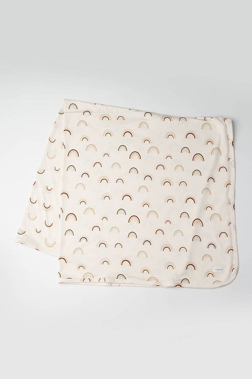Canyon Stretch Knit Blanket