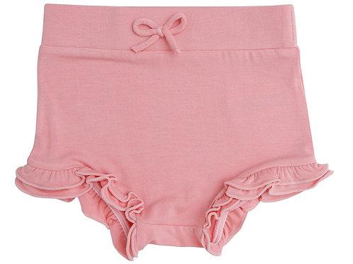 Blossom High Waist Shorts Pink