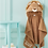Thumbnail: Lion Baby Hooded Towel