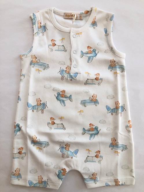 Funny Ride Playsuit
