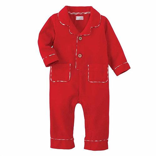 Flannel 1pc Pajamas