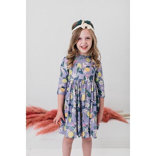 Lovely Lemons Twirl dress