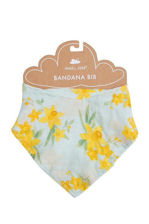 Daffodils Bandana Bib