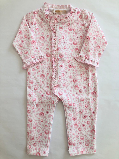 Pretty Flowers Coverall