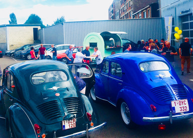 Rallye Vintage chez NERI