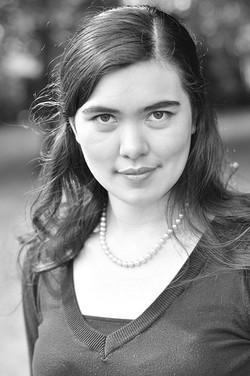 Jessica Eccleston Headshot