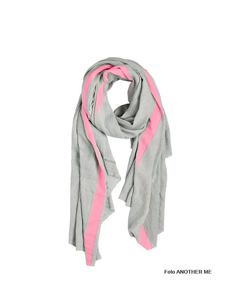 ANOTHER ME - COTTON Why Not - mouse grey/soft pink