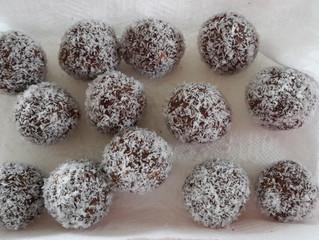 Protein bliss balls