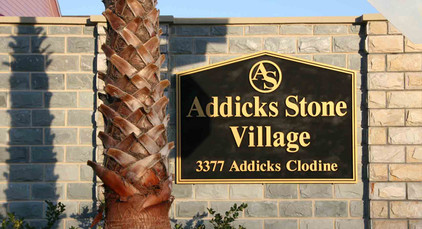 Addicks Stone Village - Houston TX