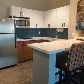 Working On Staybridge Suites Next Generation 7.0 Cabinet & Countertop Renovation