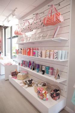 Pink Lily slatwall 2