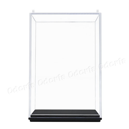 Acrylic Countertop Display Case, Small - Various Sizes