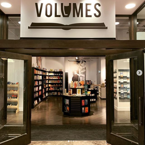 Volumes Bookcafe4