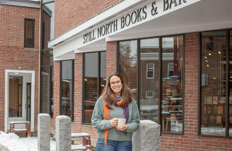 Still North Books, Owner Allie