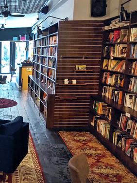Book Club Bar