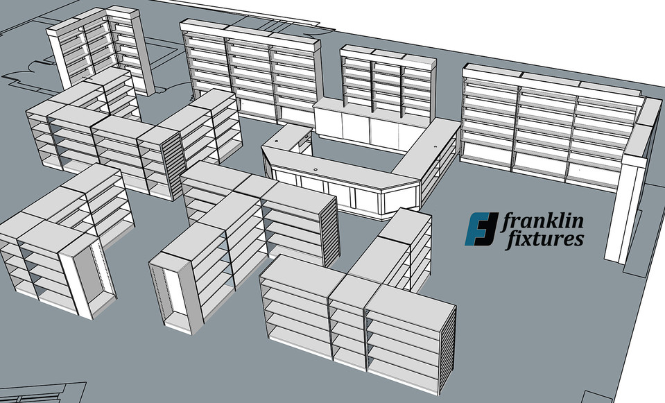 Still North Sketchup overview