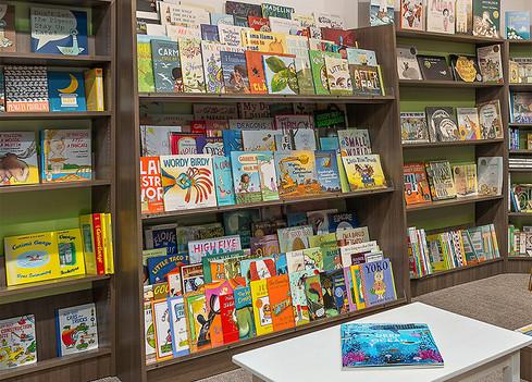Righton Books - 3 tier case