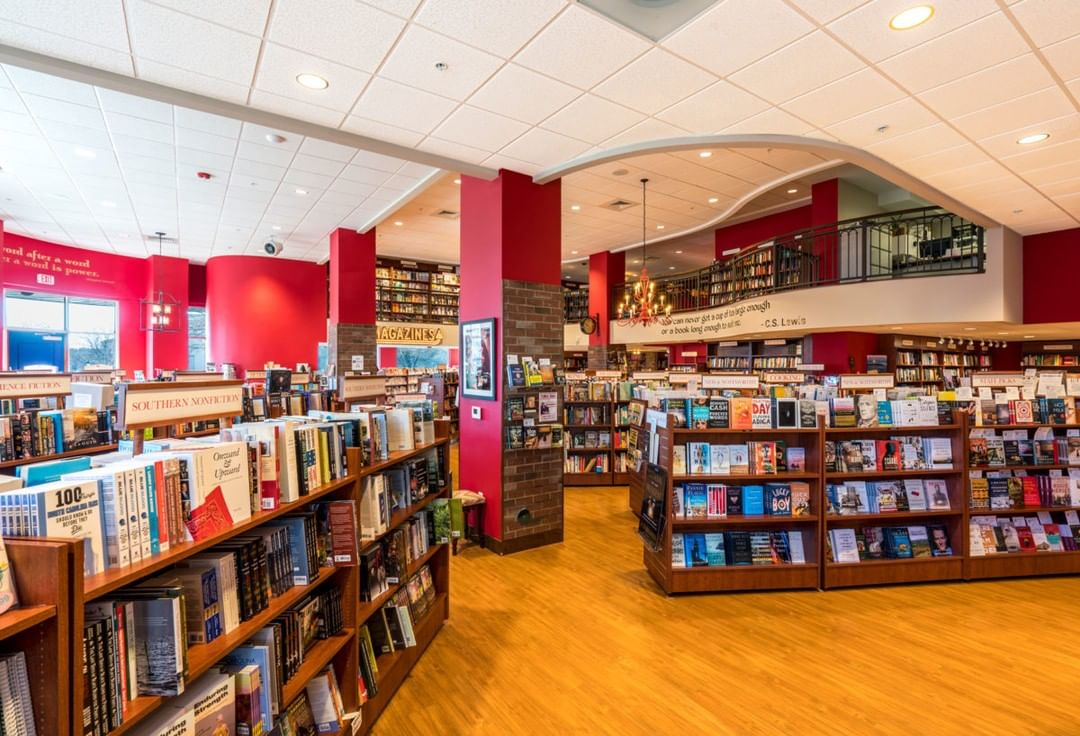 Quail Ridge Books_store